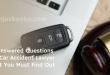 Unanswered Questions On Car Accident Lawyer That You Must Find Out