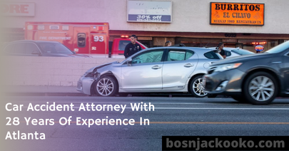 Car Accident Attorney With 28 Years Of Experience In Atlanta