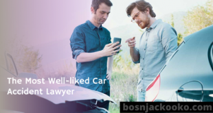 The Most Well-liked Car Accident Lawyer