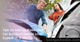 Tips on how to Make Your Car Accident Lawyer Look Superb In 5 Days