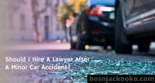 Should I Hire A Lawyer After A Minor Car Accident?