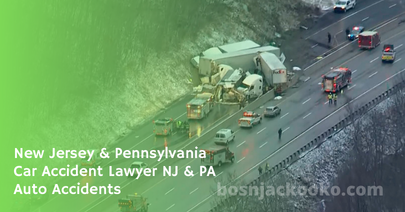 New Jersey & Pennsylvania Car Accident Lawyer NJ & PA Auto Accidents