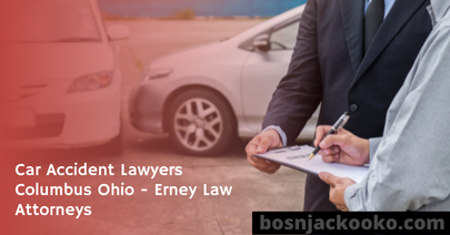 Car Accident Lawyers Columbus Ohio - Erney Law Attorneys