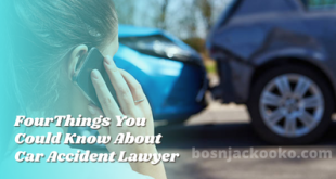 Four Things You Could Know About Car Accident Lawyer