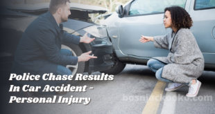 Police Chase Results In Car Accident - Personal Injury