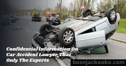 Confidential Information On Car Accident Lawyer That Only The Experts