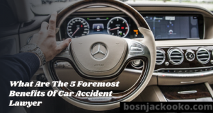 What Are The 5 Foremost Benefits Of Car Accident Lawyer