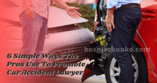 6 Simple Ways The Pros Use To Promote Car Accident Lawyer