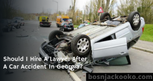 Should I Hire A Lawyer After A Car Accident In Georgia?