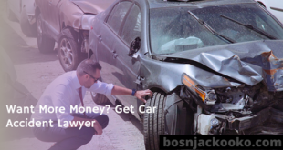Want More Money? Get Car Accident Lawyer