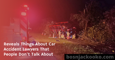 Reveals Things About Car Accident Lawyers That People Don't Talk About