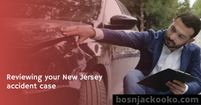 Reviewing your New Jersey accident case