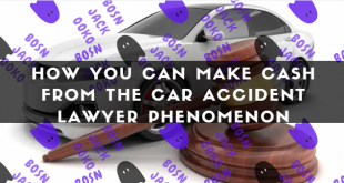 How You Can Make Cash From The Car Accident Lawyer Phenomenon