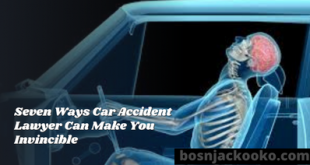 Seven Ways Car Accident Lawyer Can Make You Invincible