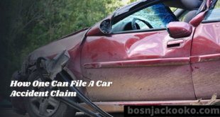 How One Can File A Car Accident Claim