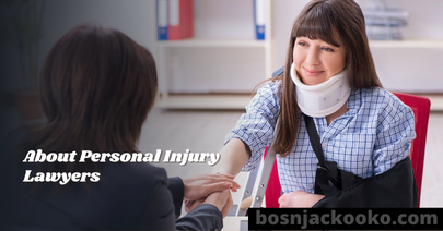 About Personal Injury Lawyers