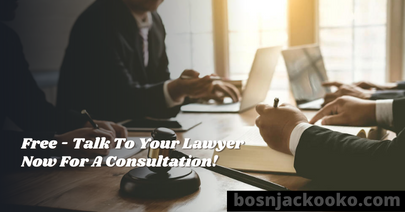 Free - Talk To Your Lawyer Now For A Consultation!