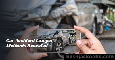 Car Accident Lawyer Methods Revealed