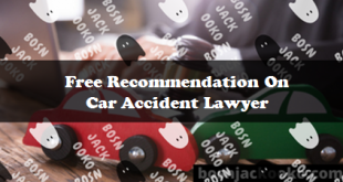 Free Recommendation On Car Accident Lawyer