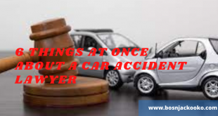 6 things at once about a car accident lawyer