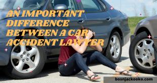 An important difference between a car accident lawyer