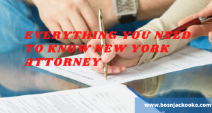 Everything you need to know New York attorney